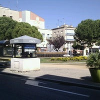 Photo taken at Plaça De La Font Lluminosa by Carlos Caler on 10/3/2011