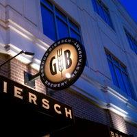 Photo taken at Gordon Biersch Brewery Restaurant by Joel M. on 5/13/2012