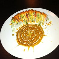 Photo taken at SUSHIRAW by Shauna L. on 3/25/2011