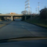 Photo taken at I- 94 Hawley Rd exit 307 by Kevin C C. on 12/19/2011
