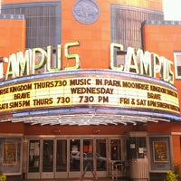 Photo taken at Campus Theatre by Jim on 8/9/2012