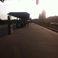 Photo taken at Metrostation Amstelveenseweg by Arjen D. on 7/28/2011