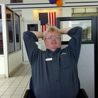 Photo taken at Wallace Chevrolet by Dana F. on 10/15/2011