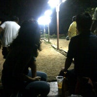 Photo taken at สนามเปตอง by aueijung a. on 11/21/2011