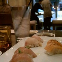 Photo taken at SUGARFISH | Downtown LA by Heather F. on 5/25/2012
