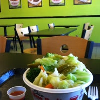 Photo taken at The Flame Broiler by Sherrien S. on 6/24/2012
