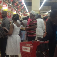 Photo taken at Shoprite by Naa Oyoo Q. on 7/21/2012