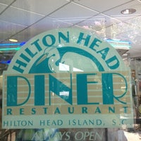Photo taken at Hilton Head Diner by Bianca C. on 7/29/2012