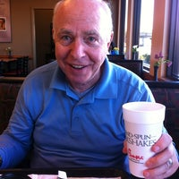 Photo taken at Chick-fil-A Meridian Crossroads by Gary K. on 1/5/2012