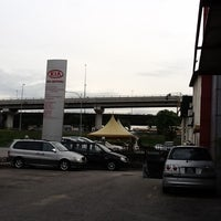 Photo taken at Naza Kia Services Sdn Bhd by Ng Kok Hoe D. on 10/6/2011