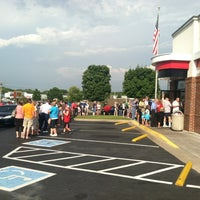 Photo taken at Chick-fil-A by Whitney W. on 8/1/2012