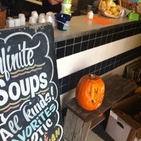 Photo taken at Infinite Soups by Marguerite G. on 10/27/2011
