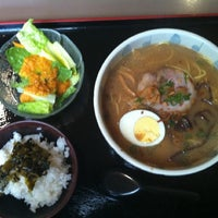 Photo taken at Daruma Restaurant by Takayoshi S. on 2/17/2012