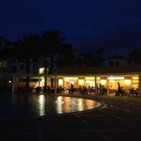 Photo taken at Aparthotel Tirant Playa by Evgeniy on 8/6/2012
