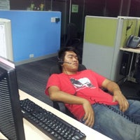 Photo taken at Intelenet Global Philippines by Reynald R. on 8/26/2012
