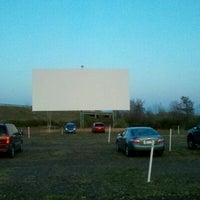 Photo taken at Aut-O-Rama Twin Drive-In Theatre by Amanda H. on 4/7/2012