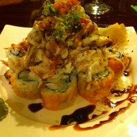 Photo taken at Zushi Asia Downtown by Justin C. on 9/9/2011