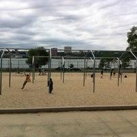 Photo taken at Hudson Beach by Jason A. on 6/11/2012