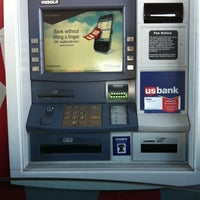 Photo taken at U.S. Bank ATM by Rene S. on 9/22/2011