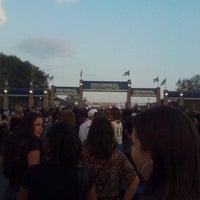 Photo taken at San Manuel Amphitheater by Abigail L. on 9/15/2011