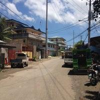 Photo taken at Sangi New Road by Matt H. on 3/23/2012