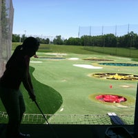 Photo taken at Topgolf by Samantha L. on 5/19/2012