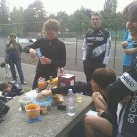 Photo taken at Skatepark Eeklo by steven l. on 6/25/2012