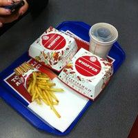 Photo taken at Burger King by Tony O. on 3/23/2012