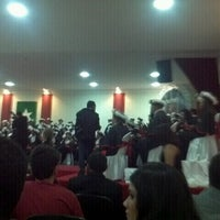 Photo taken at Faculdade Cathedral by Flaviane L. on 7/7/2012
