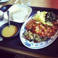 Photo taken at Blue Nile Café by Lesley on 5/22/2012