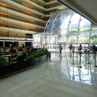 Photo taken at Hilton Buenos Aires by Jim C. on 6/30/2012