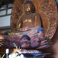 Photo taken at Byodo-In Temple by Jeff S. on 6/18/2012