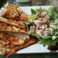 Photo taken at Crispers Fresh Salads, Soups and Sandwiches by Bethany O. on 8/4/2012