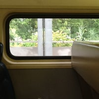 Photo taken at Metro North - Bethel Train Station by Nat F. on 9/4/2012