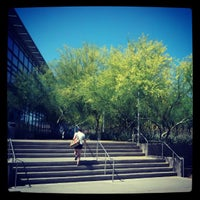 Photo taken at The Biodesign Institute by Rick S. on 4/28/2012