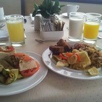 Photo taken at Hotel Estelar Miraflores by K M. on 9/2/2012