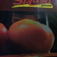 Photo taken at Splash Pizza by Valdemar S. on 8/13/2012
