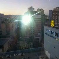 Photo taken at Tulip Inn Centro Histórico Hotel by Dj Kenneth C. on 3/28/2012