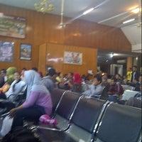 Photo taken at Juwata International Airport (TRK) by Erica A. on 8/16/2012