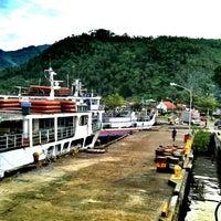 Photo taken at Port Of Benoni by Alan M. on 8/26/2012