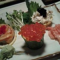 Photo taken at Robata of Tokyo by 席子 on 3/11/2012