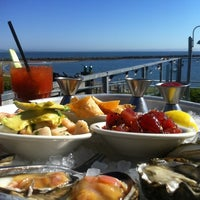 Photo taken at Sam's Chowder House by Jessica V. on 4/21/2012
