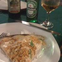 Photo taken at Pizzeria Itália by Luna d. on 8/12/2012