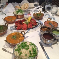 Photo taken at Viceroy of India by Megan G. on 5/2/2012