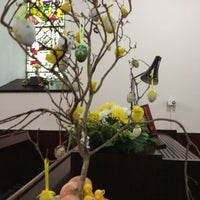 Photo taken at St Mary's Church by Victor F. on 4/8/2012