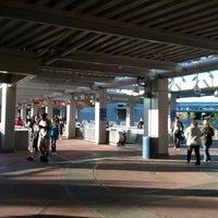 Photo taken at Universal Orlando Resort Parking Complex by Orlando Informer on 2/11/2012