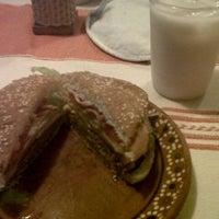 Photo taken at Benji's Burger by Karla *. on 8/7/2012