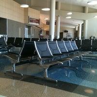 Photo taken at Kalamazoo - Battle Creek International Airport (AZO) by Amanda A. on 8/23/2012