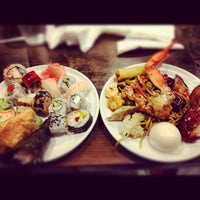 Photo taken at Pacific Seafood Buffet by Dan M. on 8/28/2012