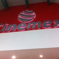 Photo taken at Cinemex by Jorge R. on 5/17/2012